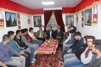 Elazığ'da 'KYK Gönül Sohbetleri' Programı