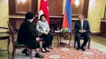 DAĞLIK KARABAĞ - Gürcistan, Ermenilerin Güney Osetya Ve Abhazya'yı Ziyaret Etmesinden Rahatsız