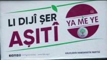 HDP'nin Seçim Afişleri 'Terör Propagandası' Gerekçesiyle Toplatıldı