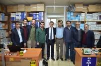 ZEYTİNYAĞI - İYİ Parti Yomra Belediye Başkan Adayı Bıyık Açıklaması 'Yomra'ya Siyaset Değil İcraat Lazım'