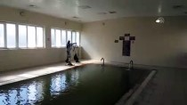 AHİ EVRAN ÜNİVERSİTESİ - Jeotermal Tedaviye Yoğun İlgi