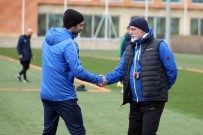 HIKMET KARAMAN - Kayserispor'da Sakıb Aytaç Çalışmalara Başladı
