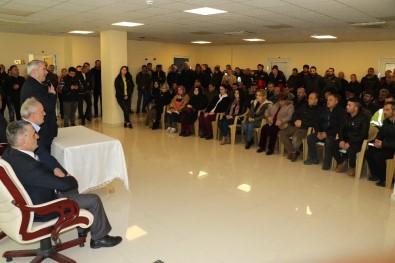 Kozlu Belediyesi DİSK İle Toplu Sözleşmeyi İmzaladı