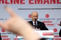 MHP Lideri Bahçeli Açıklaması 'CHP, PKK'nın Kuyruğuna Takılmış, FETÖ'nün Vagonu Olmuştur'