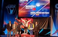 DÜNYA REKORU - Milli Halterciden Dünya Rekoruyla 3 Altın Madalya