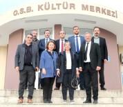 İŞBAŞI EĞİTİM PROGRAMI - MTOSB'de, Sanayicilere 'İstihdam Seferberliği'nde Yeni Teşvikler Anlatıldı