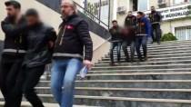 SILIVRI CEZAEVI - Oto Hırsızları Yakalandı