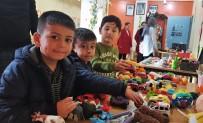 'Oyuncak Kütüphanesi' İle Çocuklar Hem Eğlenecek Hem De Öğrenecek