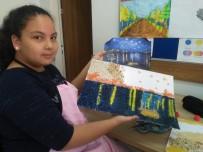 TUTKAL - Van Gogh'un Ünlü Resimlerini Erişte, Mercimek Ve Nohut Kullanarak Kopyalıyorlar