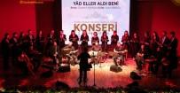 Şanlıurfa'da Türk Sanat Müziği Topluluğu İlk Konserini Verdi
