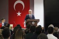 İSMAİL DEMİR - Savunma Sanayii Başkanı Demir, Eskişehirli Sanayicilerle Buluştu