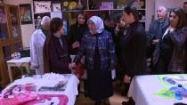 SEMİHA YILDIRIM - Semiha Yıldırım'dan Huzurevi Ziyareti