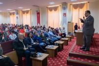 Şeyh Edebali Üniversitesi'nden 'Endüstri 4,0 Ve Dijital Dönüşüm' Konferansı