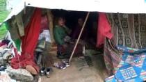 Suriyeli Ailenin Çadırda Yaşam Mücadelesi