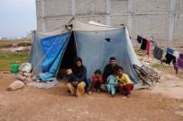 Suriyeli Ailenin Yürek Burkan Dramı