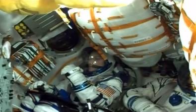 Tarihte İlk Kez 2 Kadın Uluslararası Uzay Üssünde Görev Yapacak