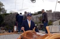 Tosun; 'STS Bodrum Okul Gemisi Projesini Önemsiyoruz'