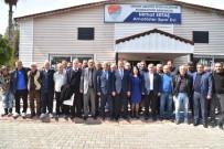 MİLLİ SPORCU - Tuna Açıklaması 'Kenti Sporla Öne Çıkaracağız'