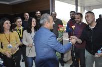 Tunceli'de 14 Mart Tıp Bayramı Etkinliği