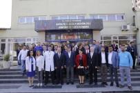 BAKIM MERKEZİ - Türel Hastaneleri Ziyaret Ederek 14 Mart Tıp Bayramını Kutladı