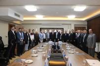 AZEZ - Türk Ve Suriyeli İşadamları Gaziantep'te Bir Araya Geldi