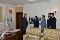 ÇOCUK İSTİSMARI - UCİM'den Erzurum Valisi Okay Memiş'e Ziyaret