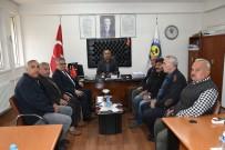 Vali Aykut Pekmez Küçük Sanayi Sitesini Gezdi