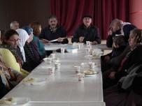 PIR SULTAN ABDAL - Varto'da 'Kara Çarşamba' Programı