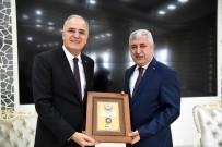 FEDERASYON BAŞKANI - Voleybolda Erkekler Kupası Heyecanı Başlıyor