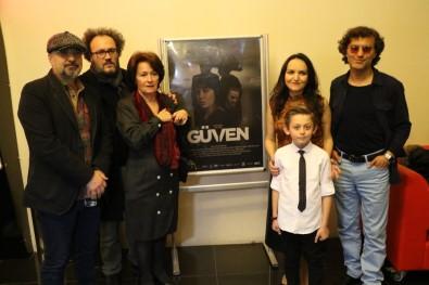 Zonguldak'ta Çekilen Güven Filminin Galası Yapıldı