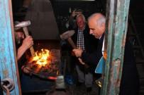 İMAR PLANI - Zorluoğlu, Uzungöl'de Turizmcilerle Görüştü
