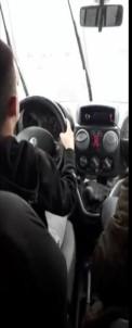10 Yaşındaki Oğluna Trafikte Araç Kullandıran Şahıs Yakalandı