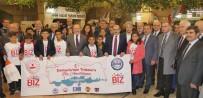 KITAP FUARı - 6. Trabzon Kitap Fuarı Başladı