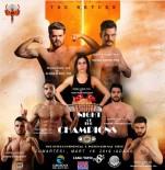 BOKSÖR - Adana'da WBF Uluslararası Ve Kıtalararası Altın Kemer Mücadelesi