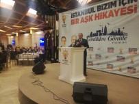 KANAAT ÖNDERLERİ - AK Parti Genel Başkan Yardımcısı Demiröz'den AB'ye Eleştiri
