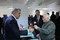 AK Parti Genel Başkan Yardımcısı Yazıcı Huzurevi Sakinleriyle Buluştu