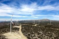 ENERJİ SANTRALİ - Akfen Yenilenebilir Enerji'nin Çanakkale'deki Kocalar RES Projesi Elektrik Üretimine Başladı