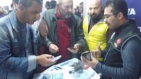 ŞAHIT - Antalya Polisi İstihdam Fuarında 'UYUMA' Projesini Tanıttı