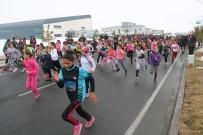 Atletizm Geliştirme Projesi Yarışmaları Ağrı'da Yapıldı