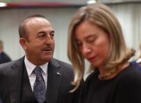 AVRUPA İNSAN HAKLARI - Bakan Çavuşoğlu Açıklaması 'Belçika'daki Yargı Adeta PKK'yı Aklamak İçin Çaba Sarf Ediyor'