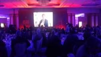 AHMET MISBAH DEMIRCAN - Başkan Demircan'a 'Veda Yemeği'