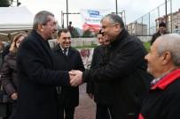 Başkan Vergili Seçim Çalışmalarına Mahalle Toplantıları İle Devam Ediyor