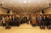 BEÜ'de 'Mehmet Akif Ve İstiklal Marşı' Konulu Konferansı