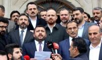 Bilal Erdoğan Yeni Zelanda'daki Saldırıda Ölenler İçin Gıyabi Cenaze Namazına Katıldı