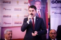 İLLER BANKASı - Çevre Ve Şehircilik Bakanı Kurum Açıklaması 'Hedefimiz 250 Bin Sosyal Konut'