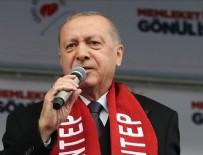 7 MİLYAR DOLAR - Cumhurbaşkanı Erdoğan: Müslümanlar olarak asla baş eğmeyeceğiz