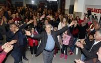CENGIZ TOPEL - Dülgeroğlu Açıklaması 'Finike'ye Hizmet İçin Her Türlü Fedakarlığı Yapacağız'