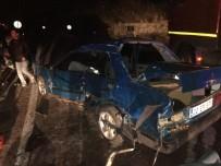 YENIKÖY - Edirne'de Trafik Kazası Açıklaması 1 Ölü