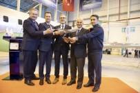 HAVA KUVVETLERİ - Elektronik Harp Sistemi Kurulacak Uçaklar Türkiye'ye Geldi