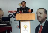 İMAR PLANI - Enerji Bakanı Dönmez'den Bursa'ya Doğalgaz Sözü